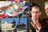 Příběh vyznamenaného hrdiny: Přes těžká zranění kryl své kamarády. Chce se vrátit do armády