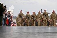 ANKETA Chcete americké vojáky v Česku?