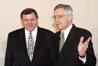 Klaus a Mečiar za vzor. Brexit chtějí Slováci zařídit jako dělení Československa
