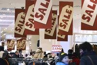 Začíná nákupní ráj  Obchody startují povánoční výprodeje 1ddfda8addb