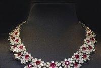 Velká dětská diamantová loupež: Školačka ukradla náhrdelník za115 milionů