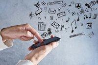 Češi žijí online: Spotřeba dat prudce roste, výdaje za telefon a poštu klesají