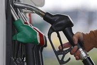 Benzin zase zdražuje: Nejvíc stojí v Praze
