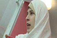 Ze slovenské scenáristky se stala muslimka, svou víru miluje