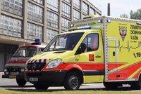 Brněnské nemocnice odmítly pacienta: Zemřel v sanitce