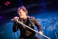 Rockeři z Iron Maiden rozproudí Prahu: Víme, které písně zazní!