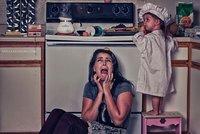 Skutečný život matek na mateřské: Jak to, že ještě nezešílely?