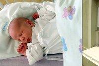 Ve Vyškově odložili chlapečka do babyboxu: Dostal jméno Dominik!