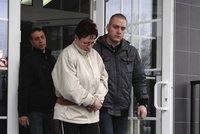 Vražda stařenky v Ústí: Ubodala ji kamarádka?! Na noži je DNA i cizího muže