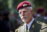 Největšími hrozbami pro Česko je Rusko, ISIS a nedostatek vody, tvrdí generál Petr Pavel