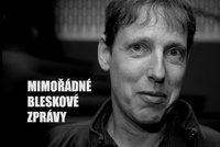 Online PŘENOS: Pohřeb Stanislava Grosse: Rodina se sním loučila jen 15 minut. Přišel i jeho nemocný otec
