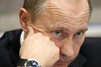 Putin o obsazení Krymu: Byla to náprava historické křivdy