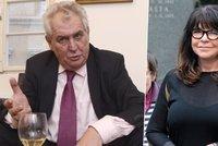 ONLINE: Hrad se za Zemana a Peroutku teď neomluví. Ovčáček čeká na Ústavní soud