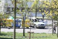 Bomba v pražském autě: Vietnamci podezřívají narkomafii