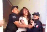 Dívku v USA nasilím odvedli ze školy: Policie ji dovlekla k nepravé matce