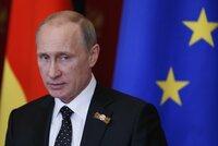 Pentagon vzkázal Rusku: Když na Putina neplatí sankce, zabere vojenská akce