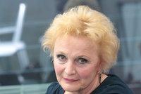 Herečka Regina Rázlová (69): Embolic plic! Bleskový převoz do nemocnice