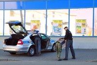 Opilou ženu přivázali policisté k mříži: Teď se kvůli tomu zpovídají u soudu