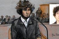 Atentátník z Bostonu čeká na trest smrti. Obhájci přišli s plánem, jak zvrátit verdikt