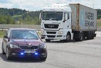 Přepravci záměrně ničí opravené silnice, neustále přetěžují kamiony