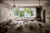 30 let po výbuchu. V okolí Černobylu se výborně daří divoké zvěři