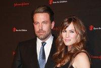 Ben Affleck ukončil protialkoholní léčbu a dál řeší rozvod
