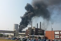 Výbuch chemičky v Litvínově nadělal škodu za 12,5 miliardy. Je ve světové TOP 10