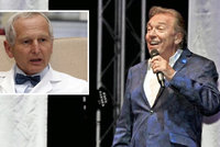 Kardiolog Jan Pirk: První slova o tom, co je s Karlem Gottem