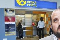 Kauza Česká pošta: Čadek byl obviněn z korupce a podvodu. Hrozí mu deset let