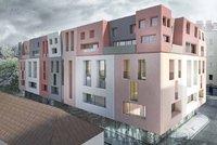 Maršmeloun má zelenou: Bytový dům dostal stavební povolení