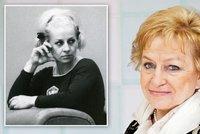 Rakovina Věry Čáslavské (†74): Zhubla 22 kg, 18 hodin denně na kapačkách!