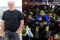 Michael Kocáb pro Blesk: Když budeme k uprchlíkům nepřátelští, zaděláme si do budoucna na problémy!