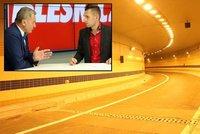 Tunel Blanka za 37 miliard není předražený, brání stavbu exprimátor Svoboda