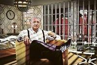 Janoušek chce ven z vězení. Stěžuje si na zdraví a žádá přerušení trestu