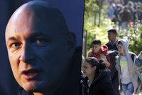 Bílý jezdec Landa nezklamal a burcuje vládu k boji proti uprchlíkům