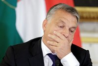"Orbán si znovu ""kopl"" do Merkelové: Vydala EU kvůli běžencům na pospas Turecku"