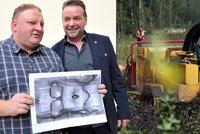 Pátrání po nacistickém vlaku se zlatem: Hledači vstoupili do podzemí