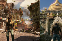 Indiana Jones by zíral! Recenze Uncharted: The Nathan Drake's Collection