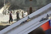 Rusko stále bombarduje Sýrii. Vstoupí do konfliktu Írán?