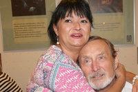 Šťastný Ladislav Frej: Vyvedl přítelkyni, která porazila rakovinu