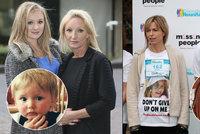 Válka mezi rodiči zmizelých dětí: Na Maddie dali víc peněz než na našeho Bena