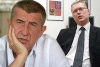 Fajád stěpí koalici: Za kauzu nese odpovědnost ANO, tvrdí Bělobrádek