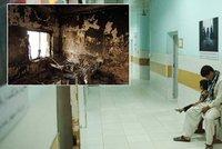 """Takhle teď vypadá nemocnice Lékařů bez hranic: """"Omluva nám nestačí,"""" vzkazují"""