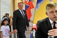 Kiska má smůlu, Fico už rozhodl: Slovensko přijme maximálně 200 uprchlíků