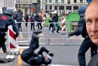 Uprchlíci nahánějí Čechům větší strach než Putin, bojí se ale i Spojených států