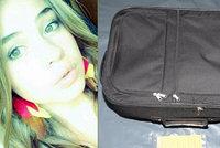 Nevlastní bratr zavraždil a rozčtvrtil 16letou dívku. Kusy jejího těla našli v těchto kufrech
