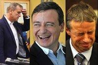 Hřích v krajích. 10 vládců Česka, jejich aféry, skandály a tresty