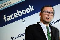 Ovčáček má se souloží na Facebooku utrum. Mluvčímu Hradu smazali závadný obsah