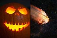 K Zemi letí další obří asteroid! Přinese zkázu na Halloween?