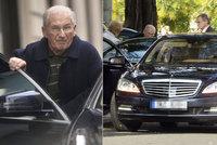 Papaláš Štrougal slavil 91. narozeniny: Limuzína za milion připravena, soudruhu předsedo